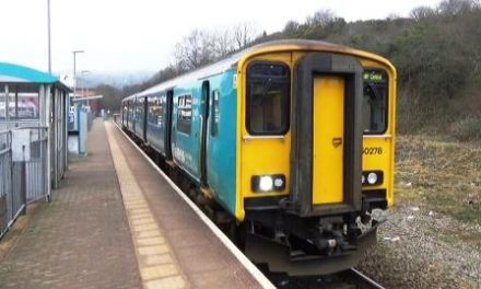 ATWV – All the Welsh Valley Lines - £119.00